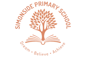 graphic design services simonside primary
