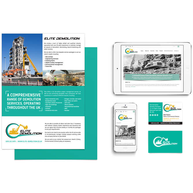 full branding services newcastle graphic designer