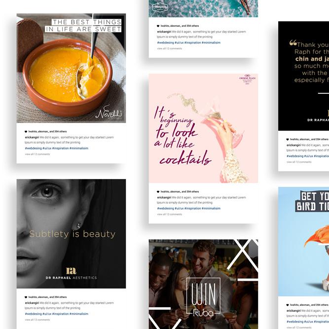 social media design services newcastle