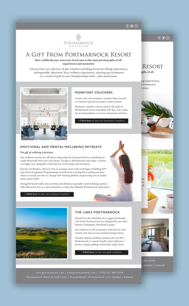 email design services newcastle graphic designer