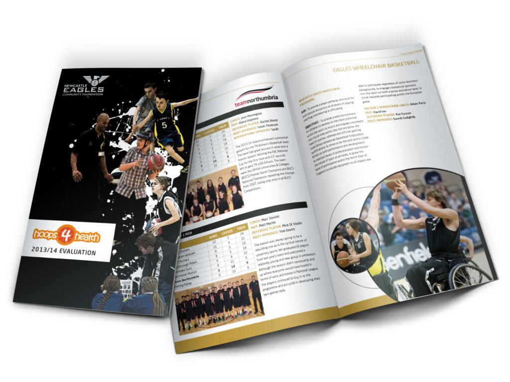 brochure design servvices newcastle