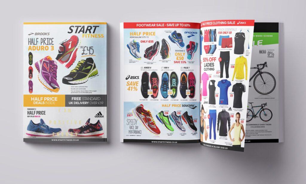 magazine layout design services newcastle